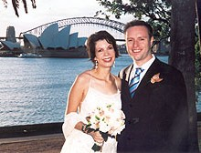 Holly and Steve